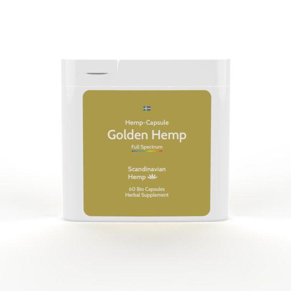 golden hemp capsules