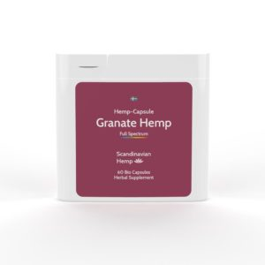granate hemp capsules