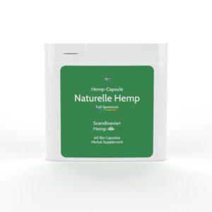 natural hemp capsules